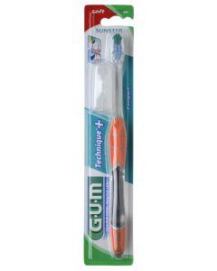 GUM® Technique®+ Zahnbürste (soft)