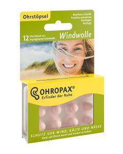 OHROPAX® Windwolle