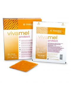 Vivamel® Protect - 10 cm x 10 cm (10 Stk. Pkg.)