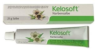 Kelosoft® Narbensalbe